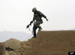 Us Special Forces Stressed