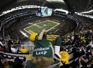 Fans Sue Super Bowl Seat Issue