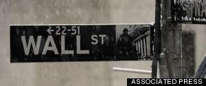 WALL STREET SNOW