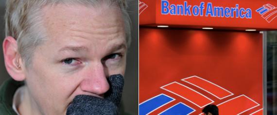 WIKILEAKS BANK OF AMERICA DOCUMENTS
