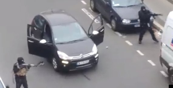 <b>Paris Shooting</b> At Charlie Hebdo Magazine Office Leaves At Least 12 ...