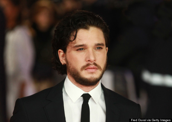 Kit Harington S Hair May Actually Be A Huge Game Of