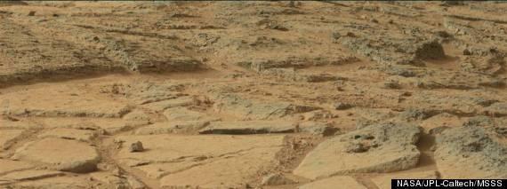 life on mars photos