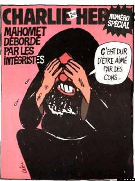 These Are The Charlie Hebdo Cartoons That Terrorists Thought Were Worth Killing Over Huffpost