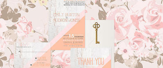 Canadian Wedding Invitations: Wedding Invitations Made In Canada With A Whole Lot Of Glamour
