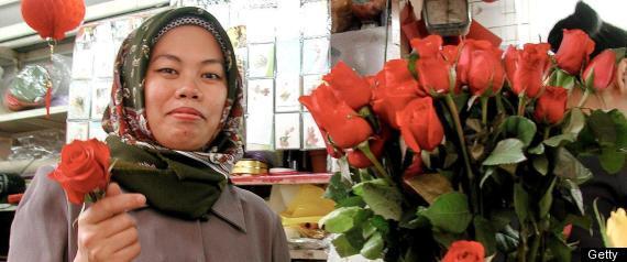 Malaysia Valentines Day