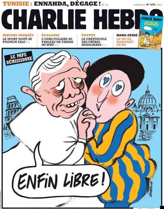 Free Speech Is Already Dead In Europe 15 Examples Why Charlie Hebdo