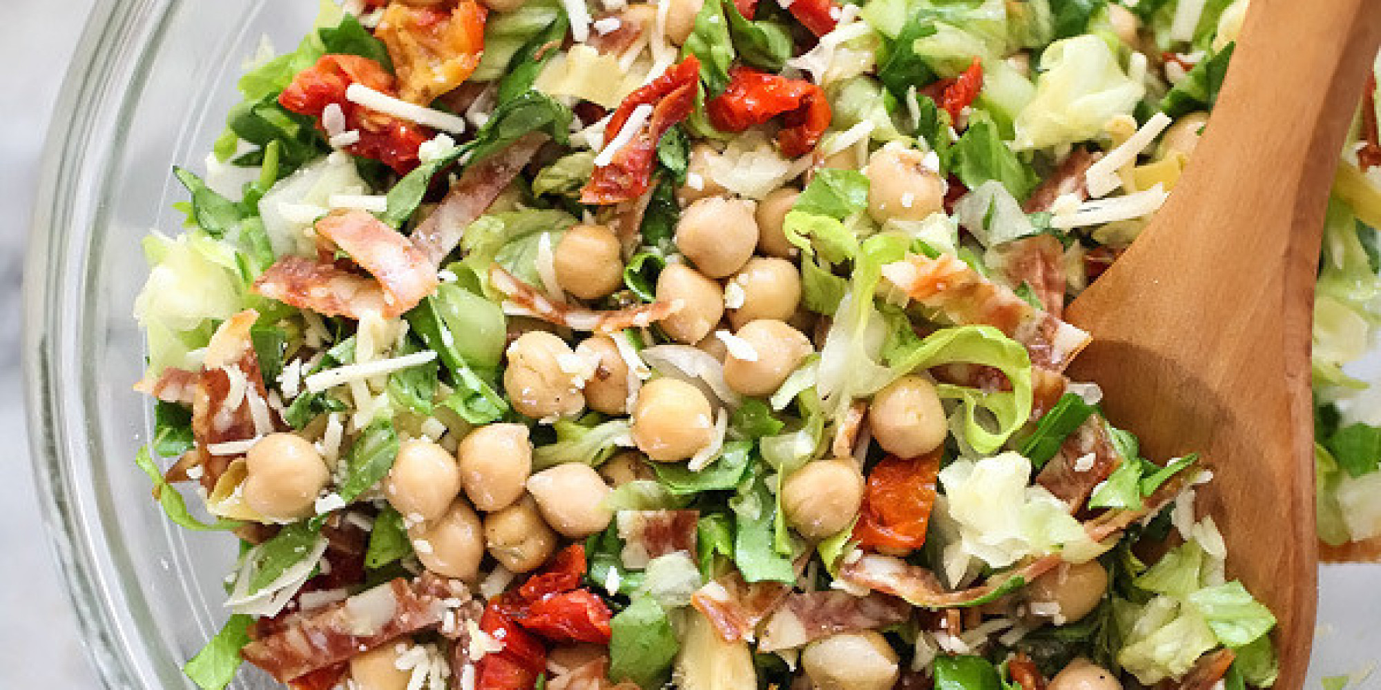 Salad recipes that make eating healthy a breeze huffpost for Salas ideas