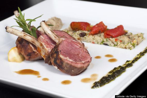 australian grilled lamb
