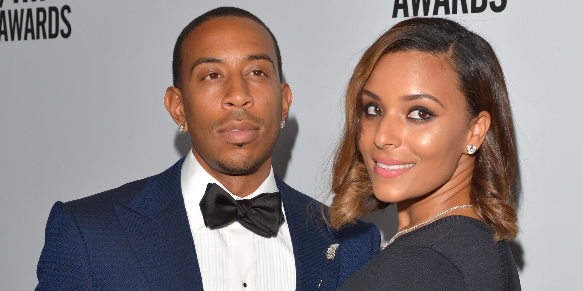 Ludacris Marries Eudoxie Mbouguiengue