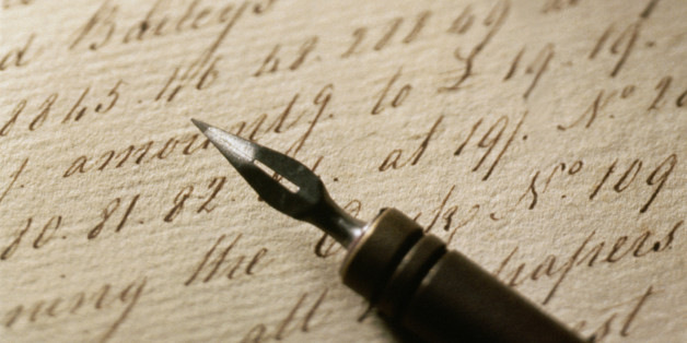 writing handwritten letters each month what will it bring you