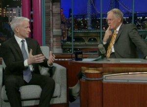 Anderson Cooper Letterman