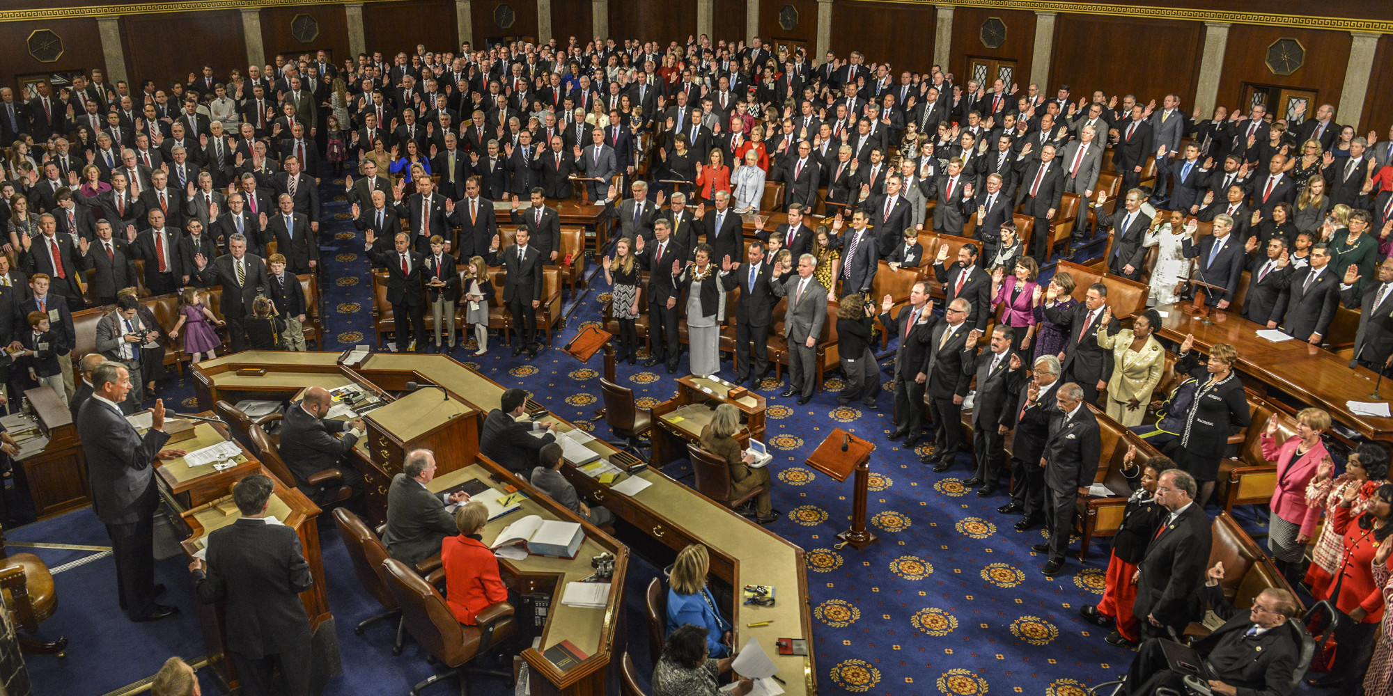 The influence of the law on congress