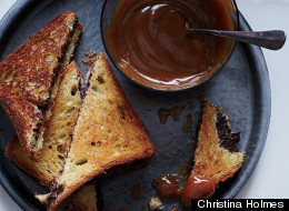 The Chocolate Sandwich You've Been Waiting For
