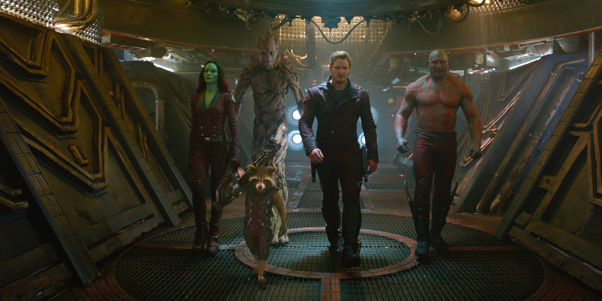 guardians of the galaxy earns surprise writers guild
