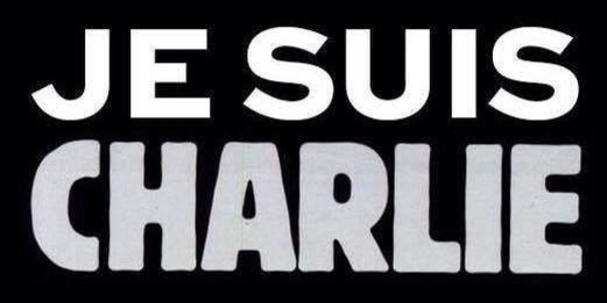 Je suis Charlie, l'Hommage par Canal +