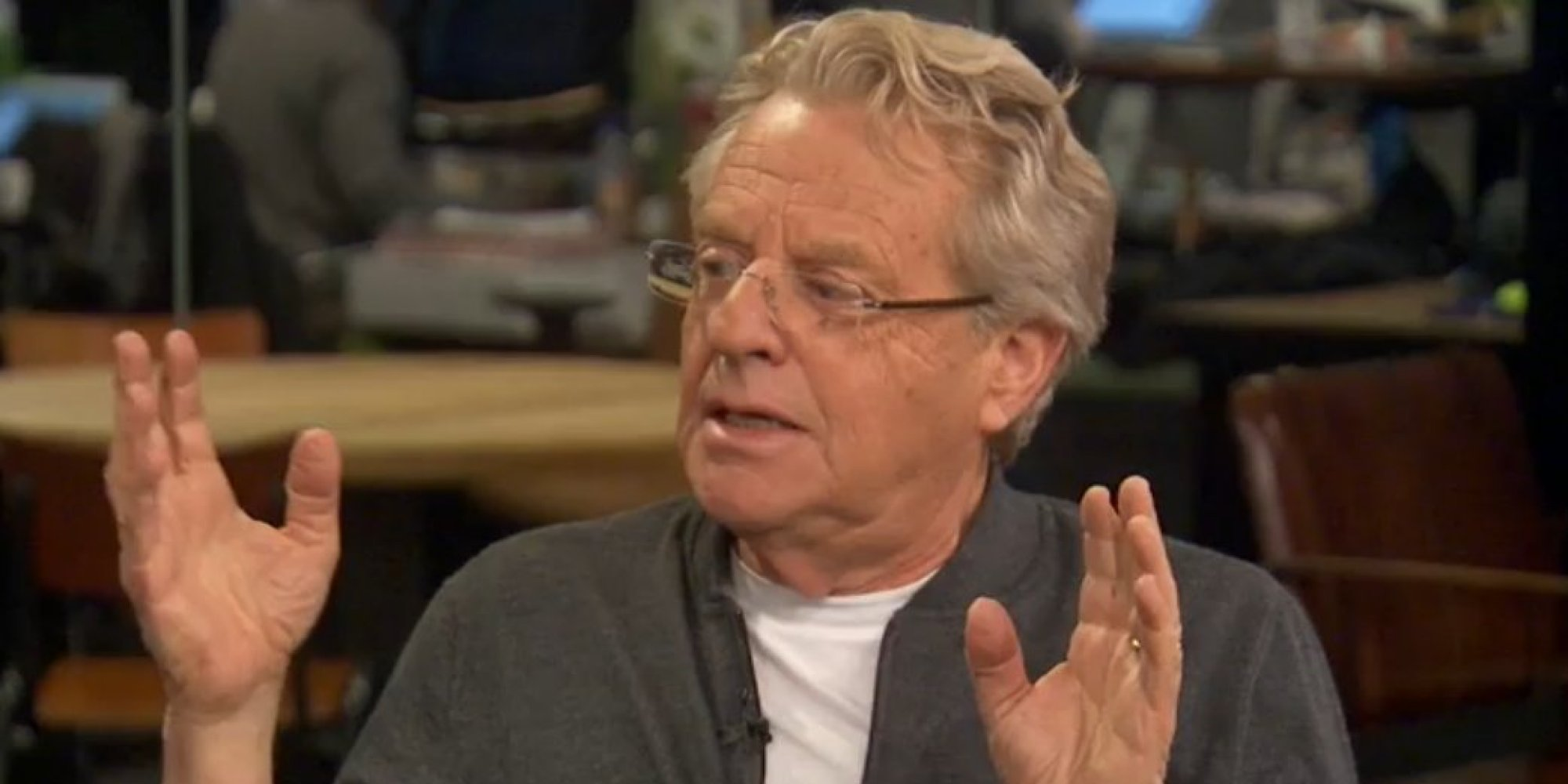Jerry Springer Porno Videos Pornhubcom