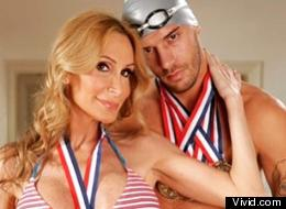 Woman Claims To Reenact Michael Phelps Affair In 'Going For The Gold' Porno