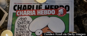 CHARLIE HEBDO CARTOON