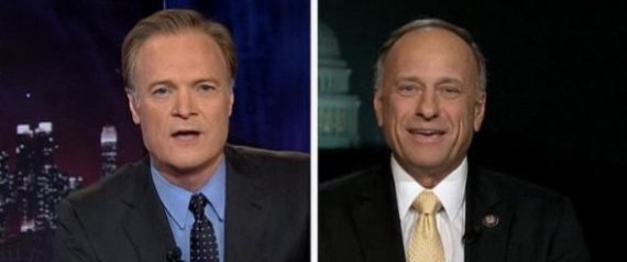 LAWRENCE ODONNELL STEVE KING