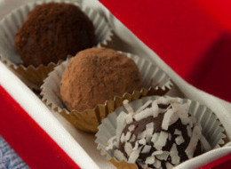 Homemade Lusty Raspberry Chocolate Truffles (For Seduction)