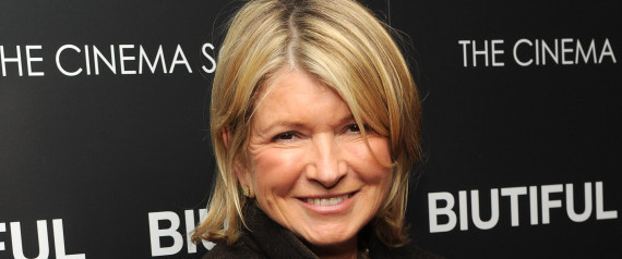 MARTHA STEWART FOOD NEW FASHION