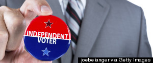 INDEPENDENT VOTE