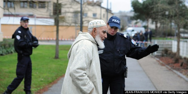 Mosques Attacked In Wake Of Charlie Hebdo Shooting