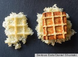 You Can Use A Waffle Iron To Make Crispy Tofu