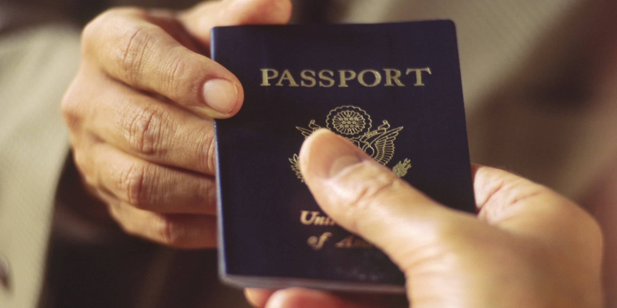 Here's How To Get A Passport Fast, And No It's Not From A Shadypany   Huffpost