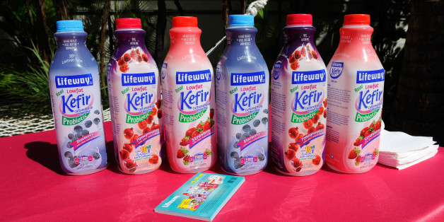 People Are Going Crazy For A Fermented Milk Drink No One