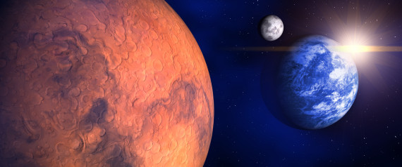 CANADA COLDER THAN MARS