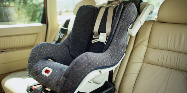 Almost 75 Percent Of Parents Face Car Seats The Wrong Way
