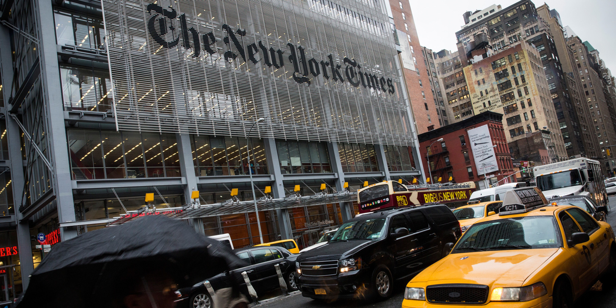 Francois Illas New Tradition: New York Times Just Invented A Country, And It's The