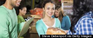 DONATE FOOD TEEN