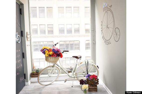 petal by petal bike