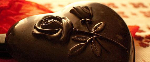 HISTORY CHOCOLATE VALENTINES DAY