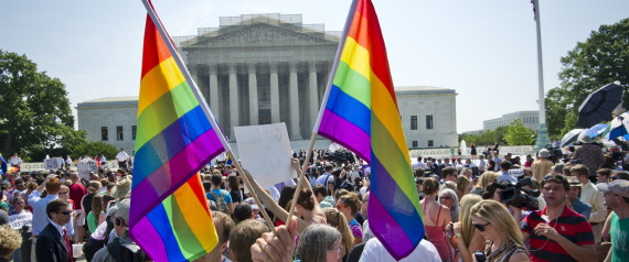 SUPREME COURT BUILDING GAY MARRIAGE