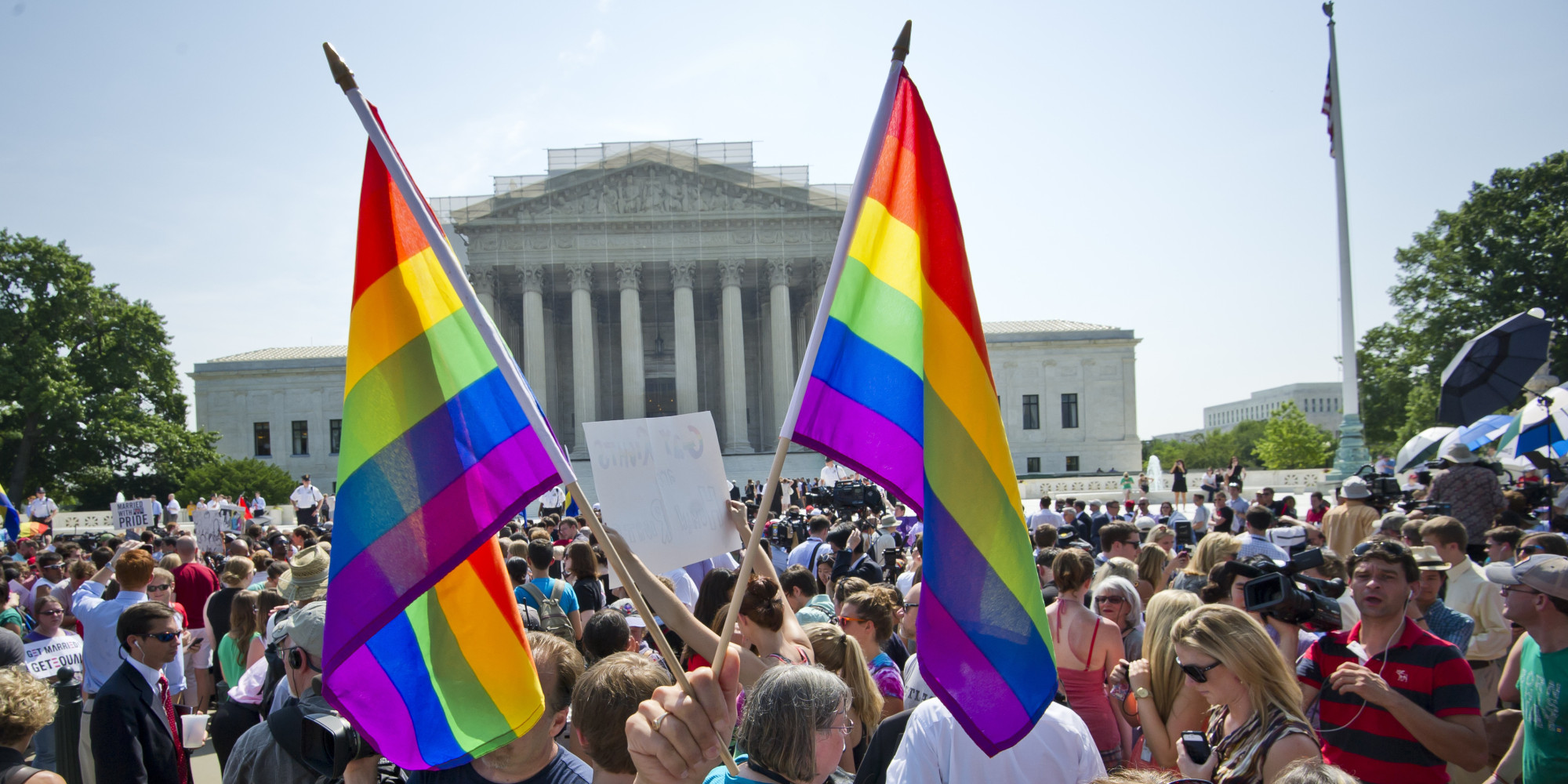 5 facts about same-sex marriage