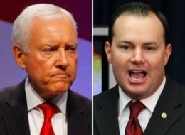 Mike Lee Orrin Hatch