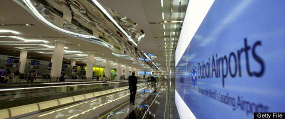 TERMINAL 3 DUBAI AIRPORT