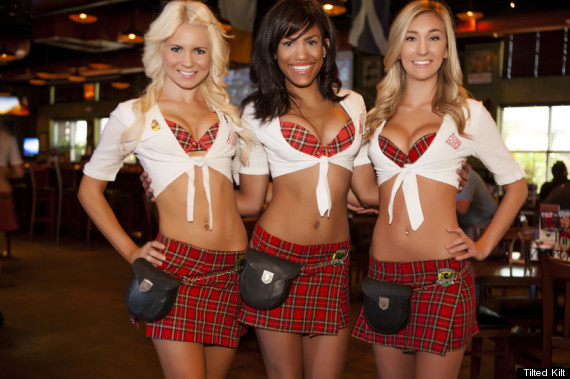Tilted Kilt Best Food