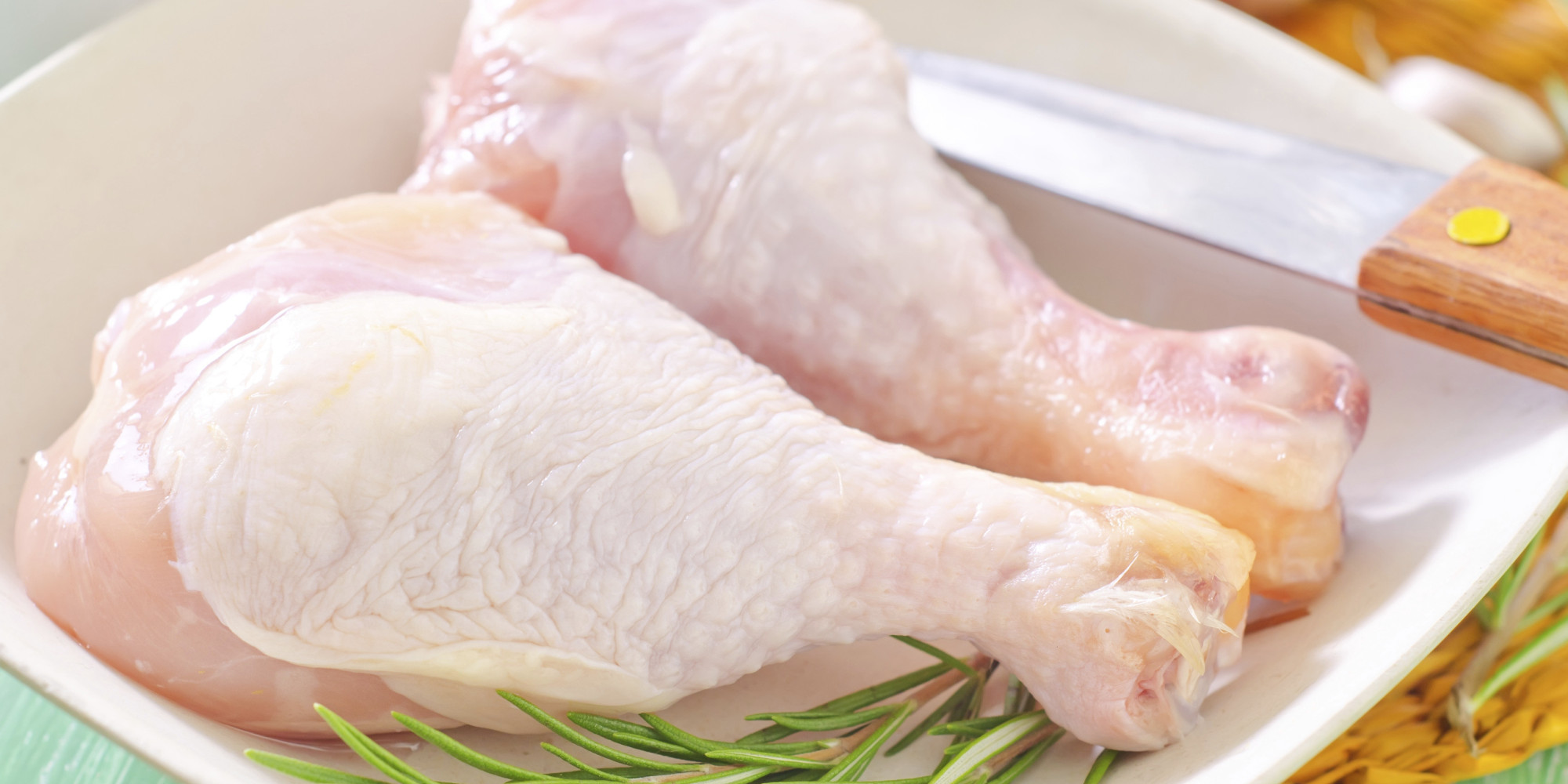 How much is frozen chicken drumstick and how much is frozen