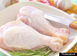 The Fast Way To Defrost Chicken -- Without A Microwave