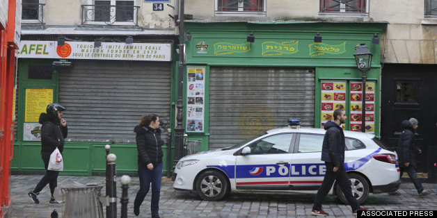France's Jews On High Alert