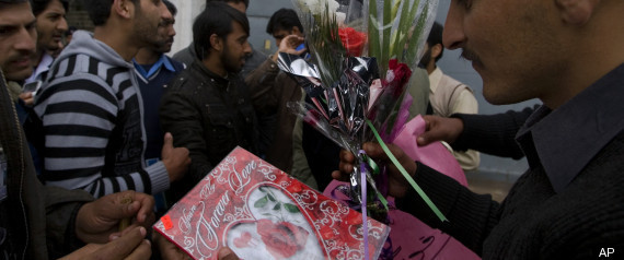 VALENTINES DAY PAKISTAN