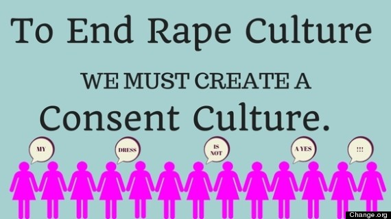rape culture petiion