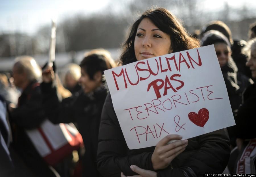 charlie hebdo muslim