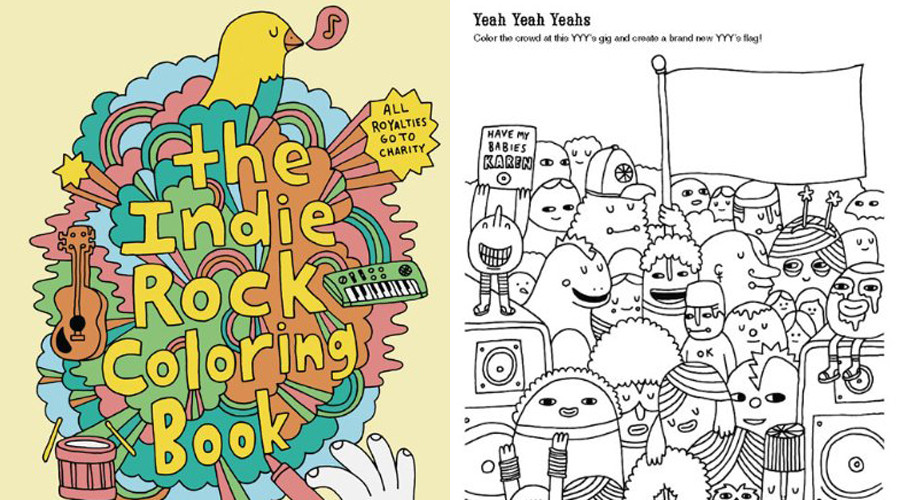 13 Ways You Can Make Coloring Books A Part Of Your Adult ...