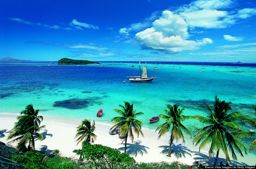 The 5 Can T Miss Islands Of St Vincent And The Grenadines Huffpost
